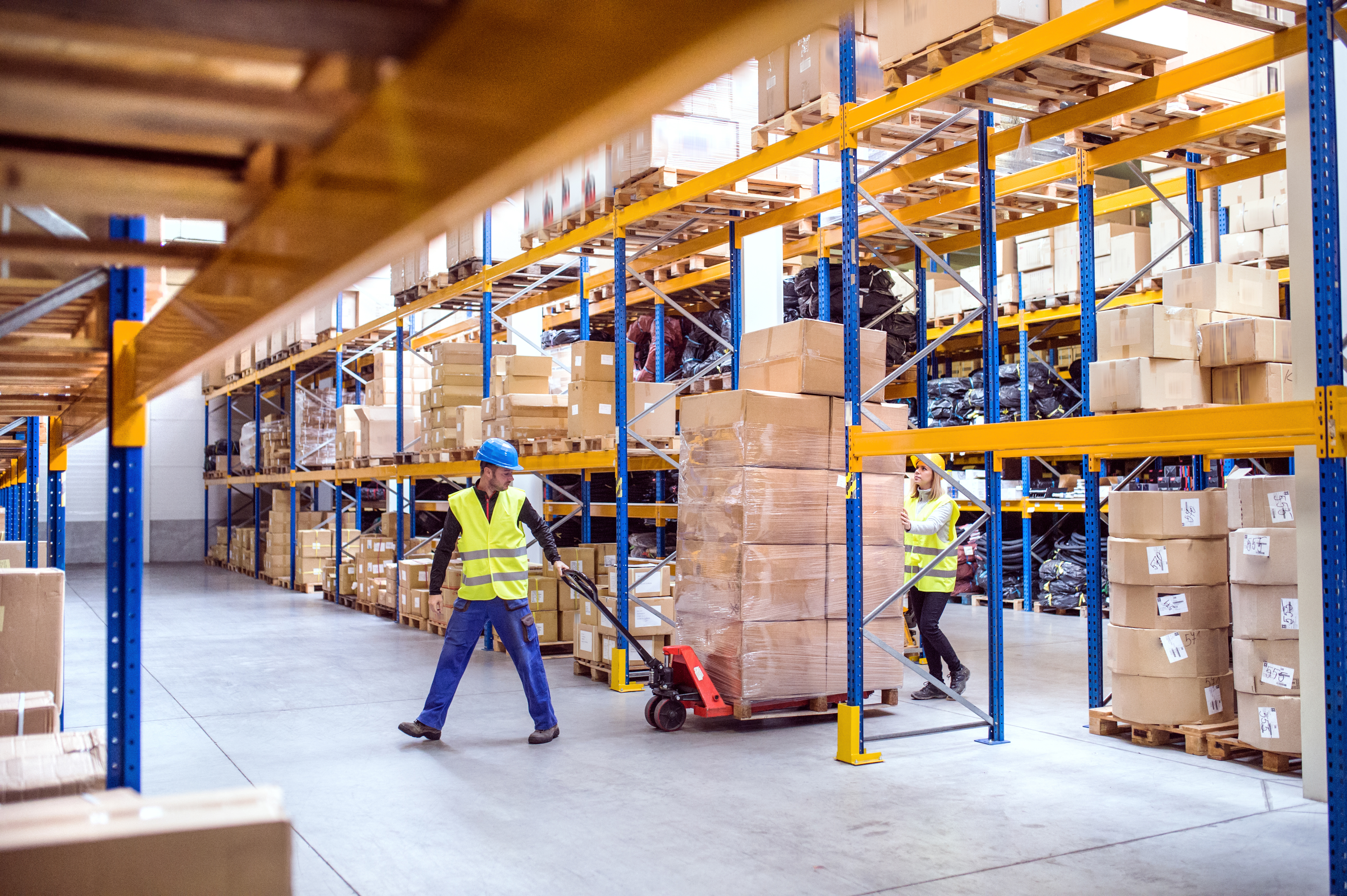 Warehousing & Logistic Service